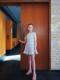 着用写真(年齢8才、身長133cm、着用サイズ130cm)