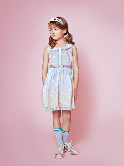 プリズムユニコーン(年齢7才、身長129cm、着用サイズ130cm)