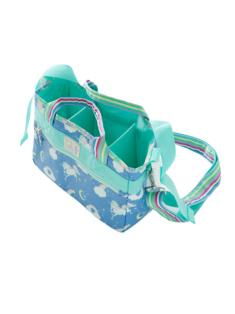 ブルーユニコーン - ベビーカーバッグ